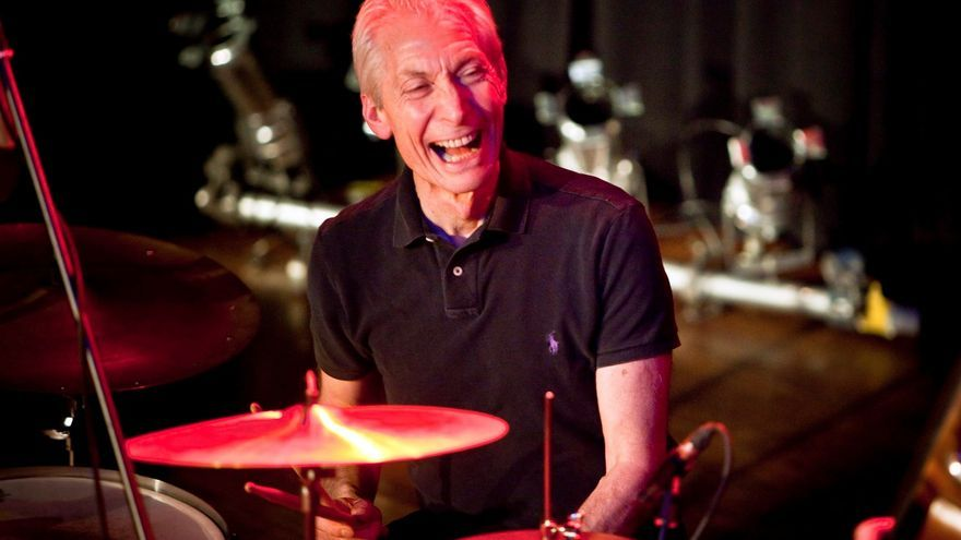 Fallece Charlie Watts, el batería de los Rolling Stones, a los 80 años