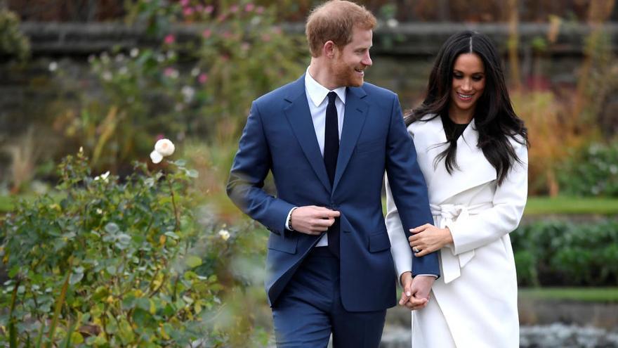 Así será la boda del príncipe Harry y Meghan Markle