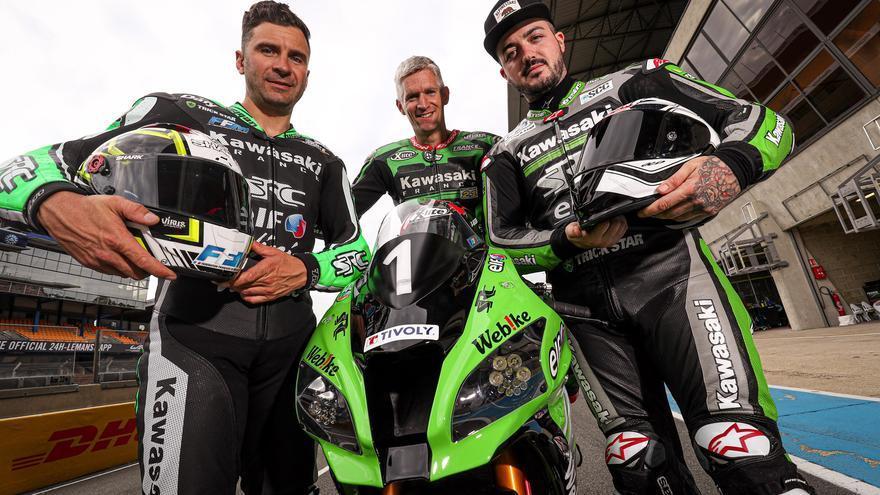 David Checa enceta el mundial a les 24 Hores de Le Mans