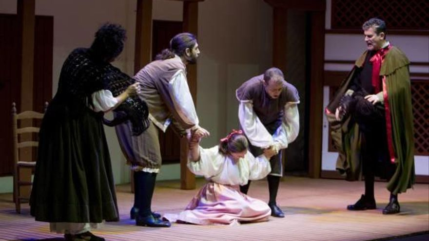 El Gran Teatre de Xàtiva viaja un año más al Siglo de Oro español