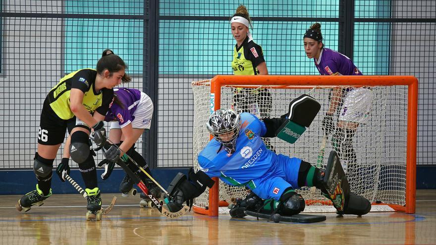 Hockey sobre patines: El Cuencas Mineras empieza su Liga en OK Liga Femenina