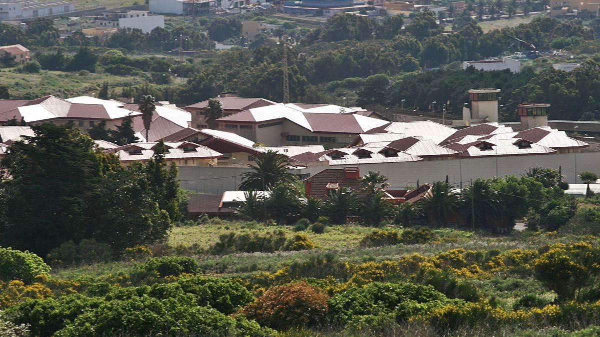 Exterior del Centro Penitenciario de Tenerife II