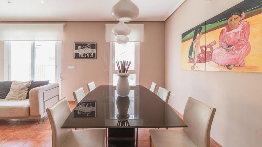 Casas en Valencia. Cambiar de hogar de forma inmediata