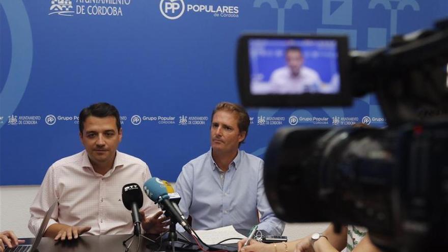"""El PP dice que el de Ambrosio es """"un gobierno en descomposición"""""""