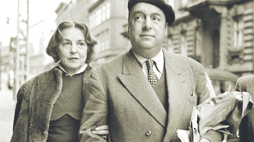 Mucho más que el gran amor de Neruda