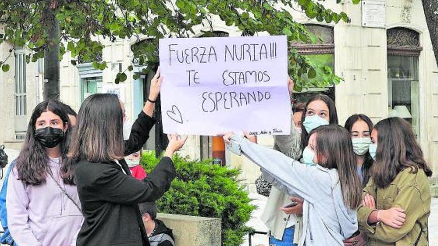 Psiquiatras de Santiago evaluarán al menor que intentó matar a su amiga en Ourense