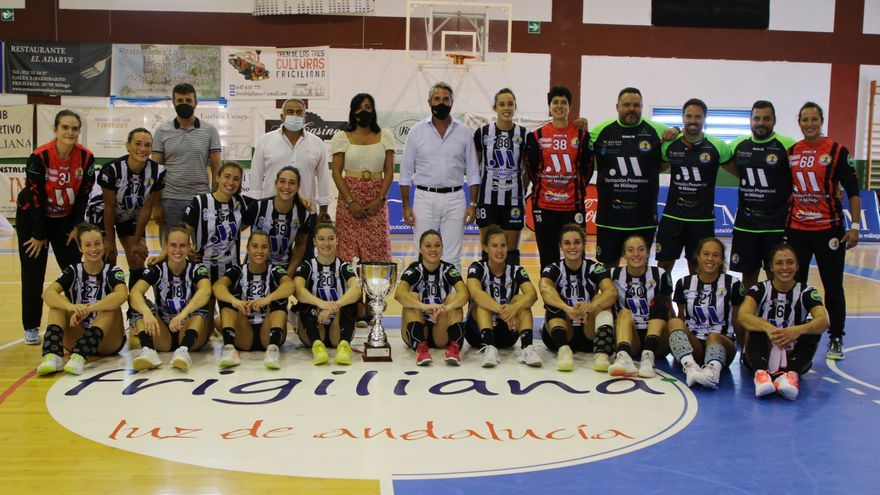 El Costa del Sol Málaga empieza la pretemporada con un título en Frigiliana