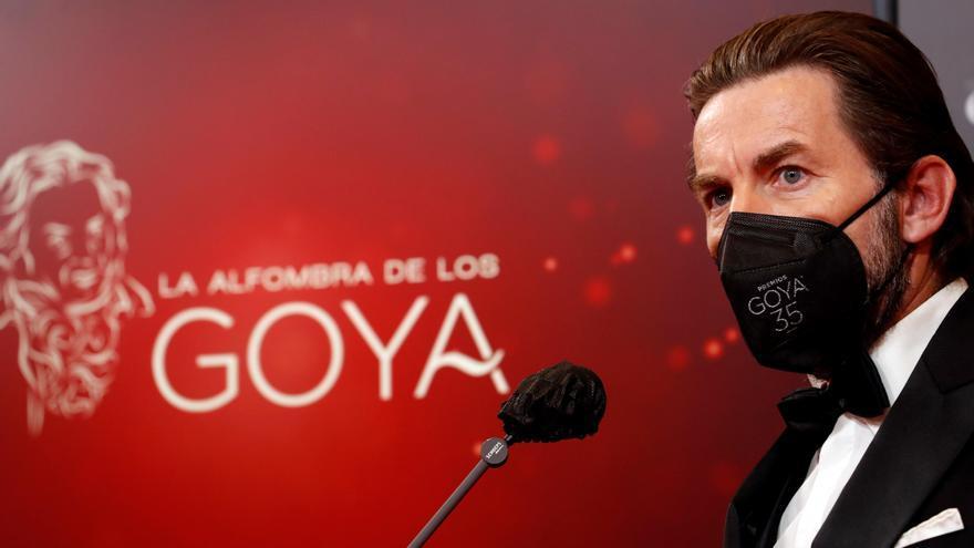 La alfombra roja de los Premios Goya 2021