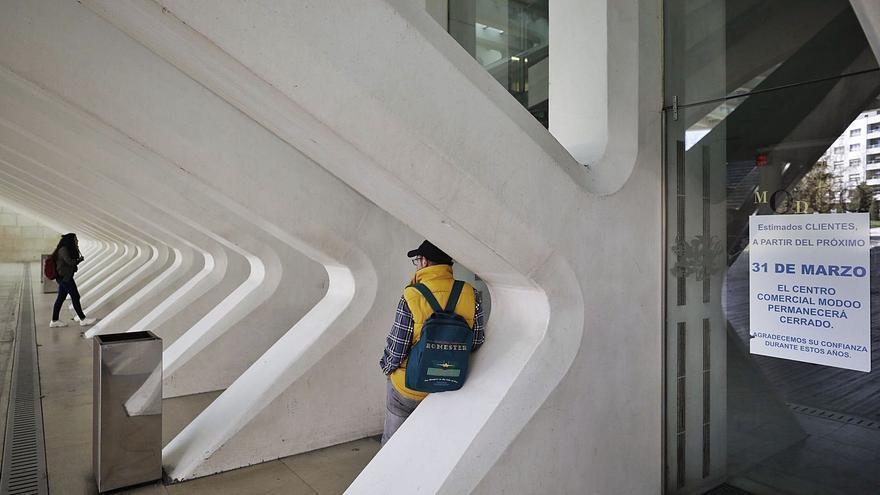 El Calatrava sí, pero no a cualquier precio: así ven los ovetenses la venta del centro comercial