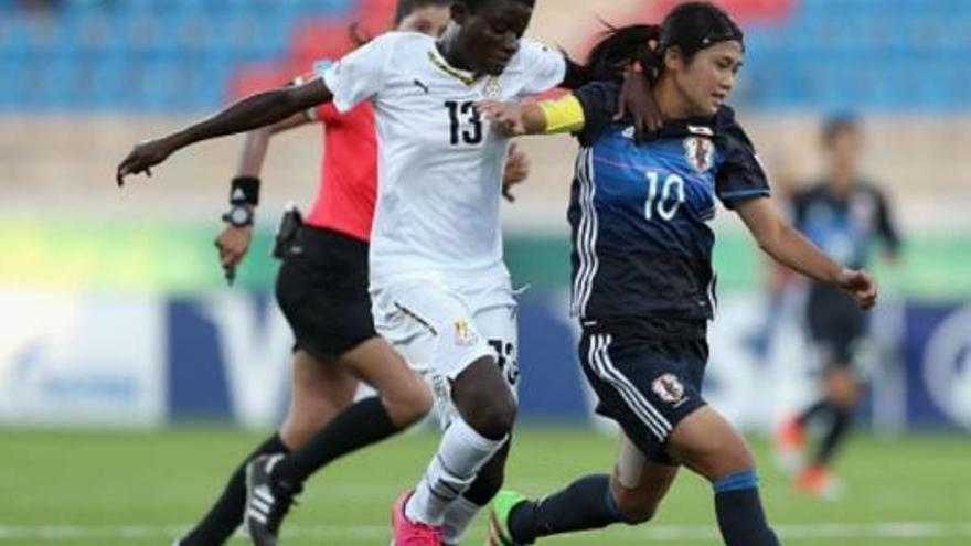 Olivia Anokye, segundo fichaje del Córdoba CF Femenino