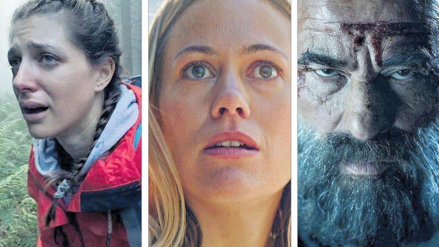 Las nuevas series de terror a la española