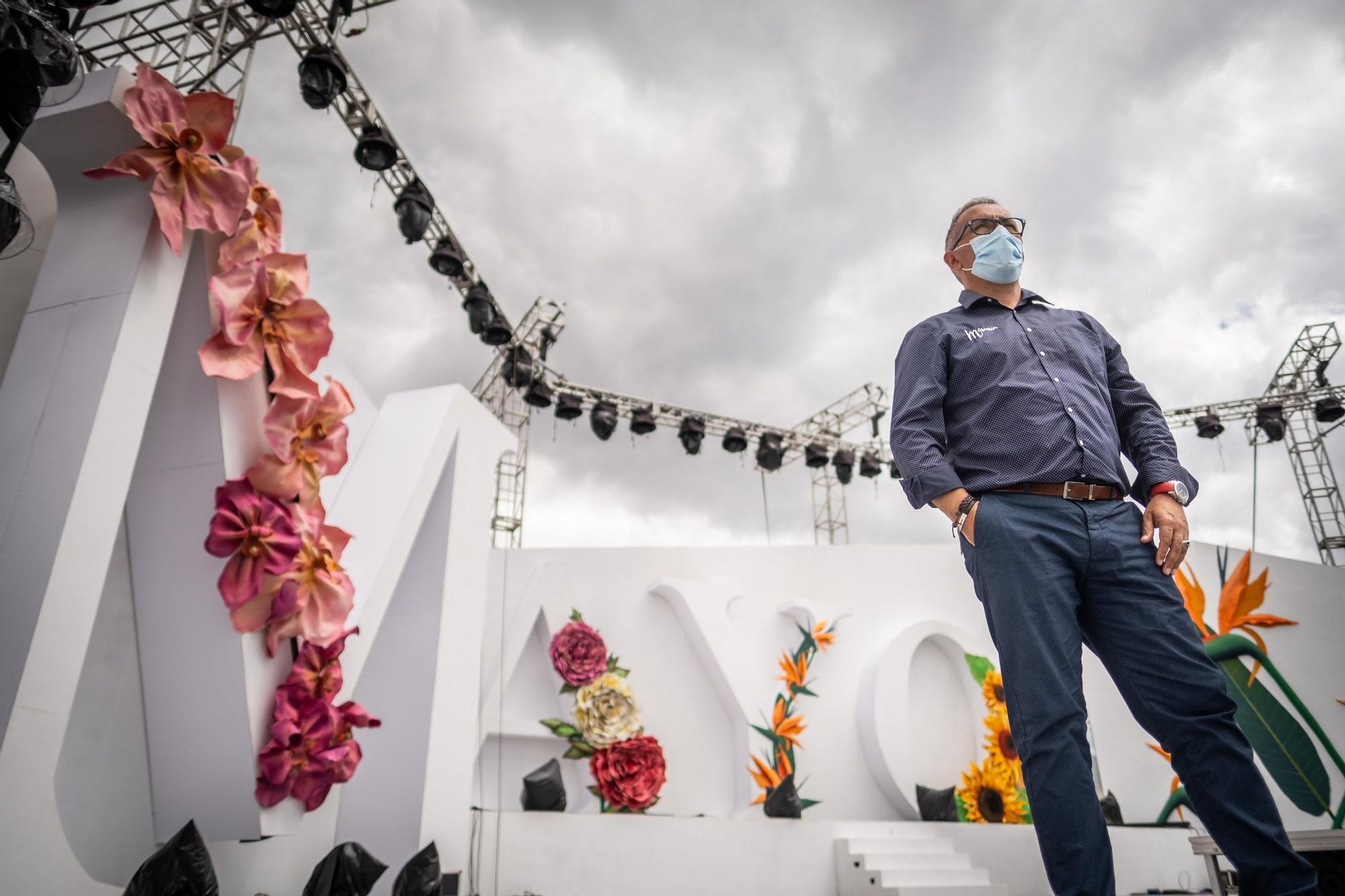 Entrevista con el director de seguridad de las Fiestas de Mayo