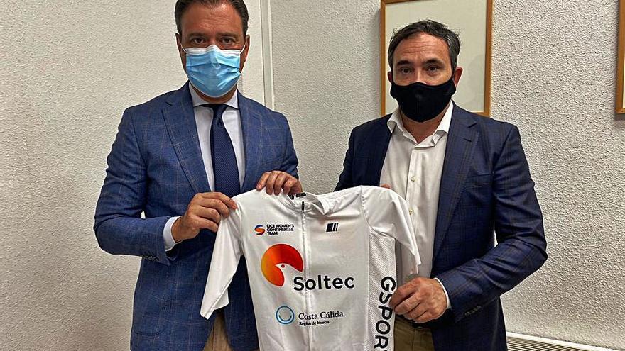 Nace el Soltec Team Costa Cálida, primer equipo profesional femenino de ciclismo en la Región