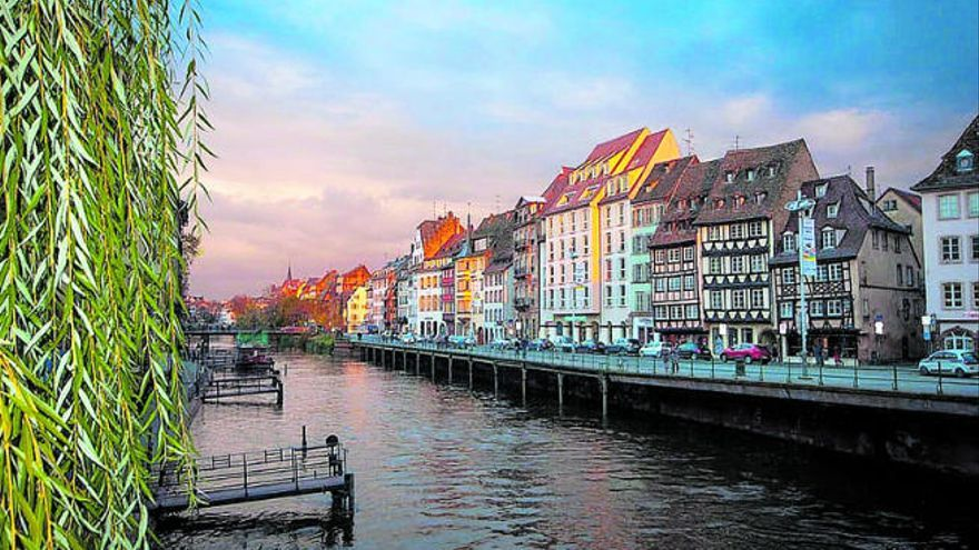 Estrasburgo, cañones y Beethoven