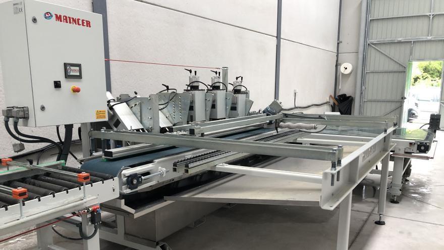 Maincer diseña, fabrica y monta maquinaria industrial