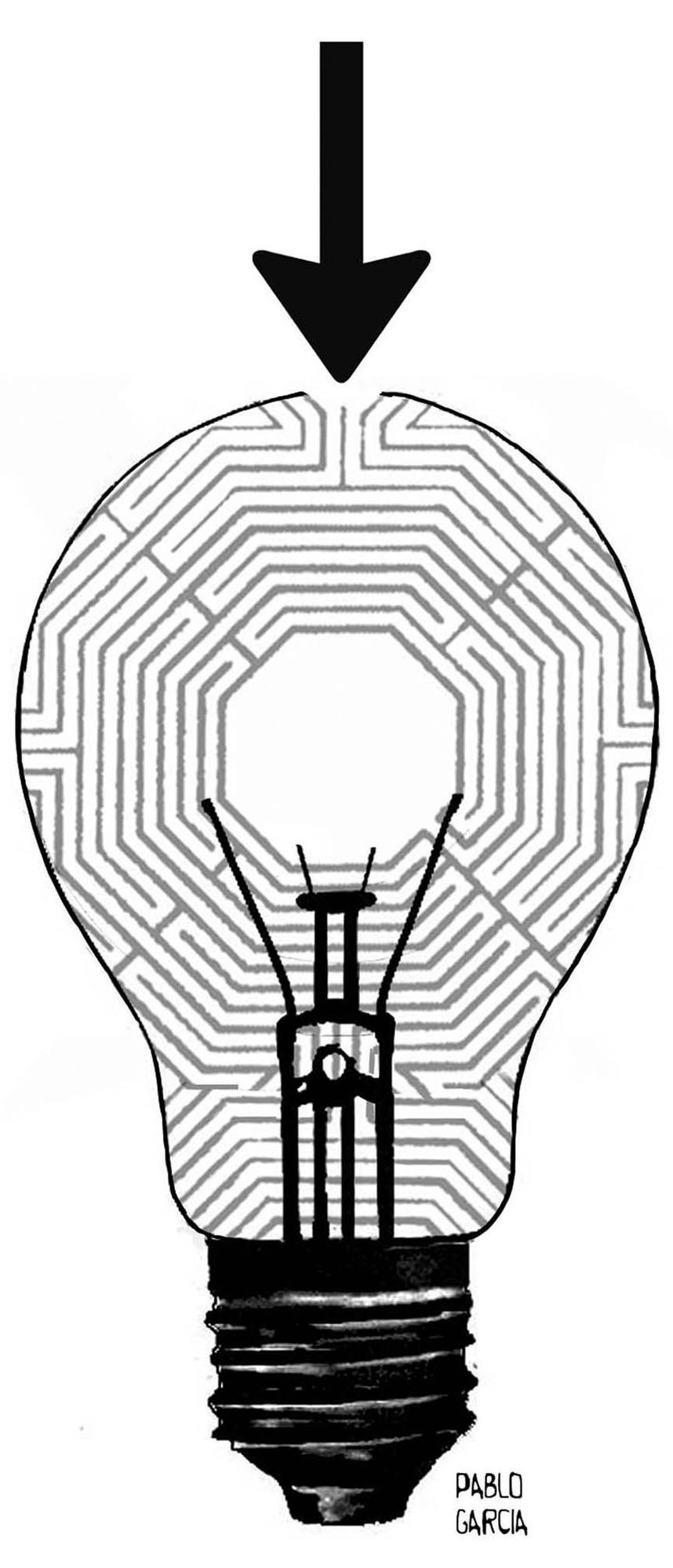 Una salida al laberinto energético