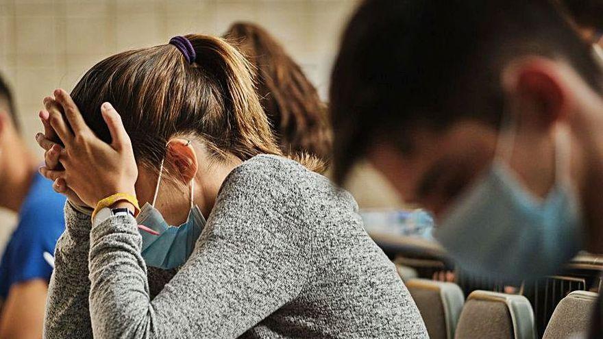 Cerca de 5.000 estudiantes inician este miércoles la EBAU en la Universidad de La Laguna