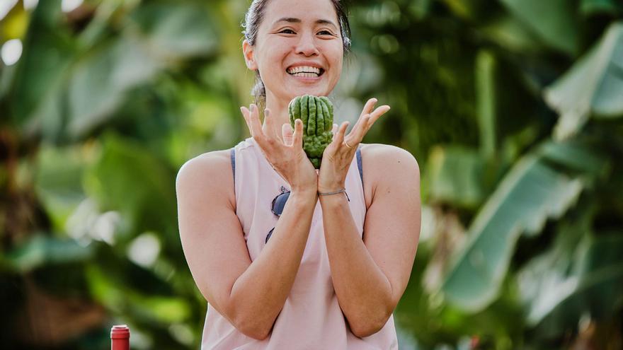 """Xuan Lan: """"El yoga me ha ayudado a saber quién soy y a permitirme tomar las riendas de mi vida"""""""