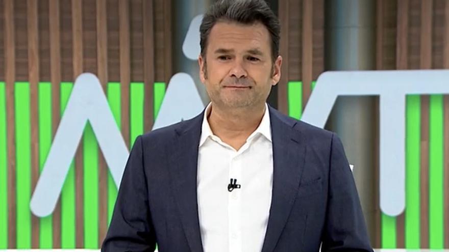 Iñaki López, de baja por un problema de visión