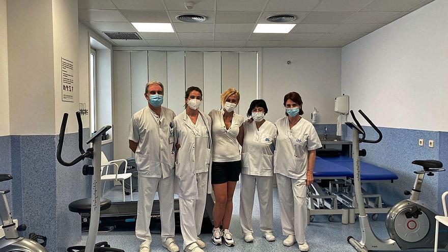 Més de mil pacients han fet rehabilitació cardíaca a Althaia