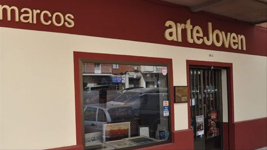 La exposición colectiva de Arte Joven todavía puede visitarse