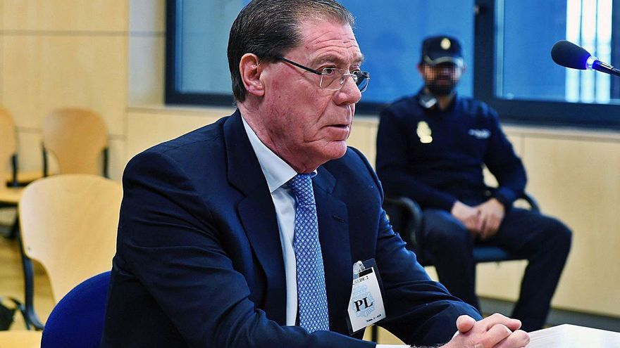 Parra admite que los préstamos de BdV a Libertas 7 fueron contra la norma