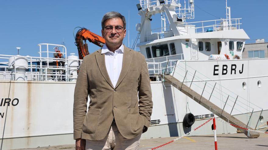 """""""La nueva Ley de Pesca debe garantizar jurídicamente las inversiones de la flota"""""""