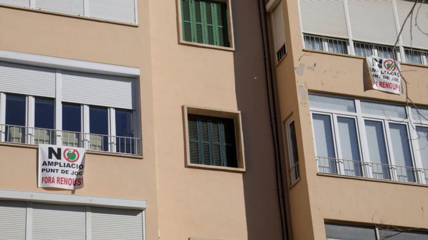 Aufschrei gegen Erweiterung eines Spielsalons in Palma de Mallorca