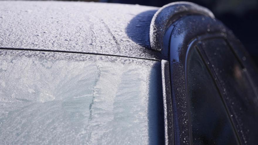 Les temperatures cauen en picat i provoquen grans glaçades arreu