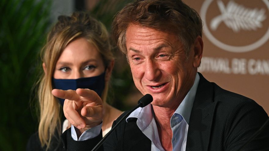 Sean y Dylan Penn, más padre e hija que director y actriz en el festival de Cannes