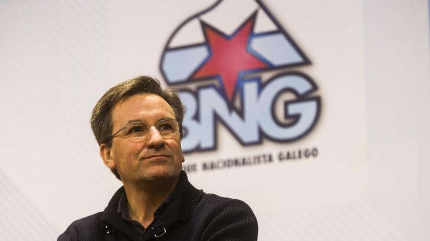 Xavier Vence abandona el BNG