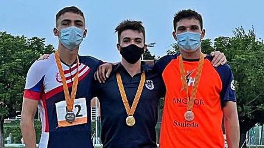 L'Avinent obté vuit medalles en els catalans sub-18