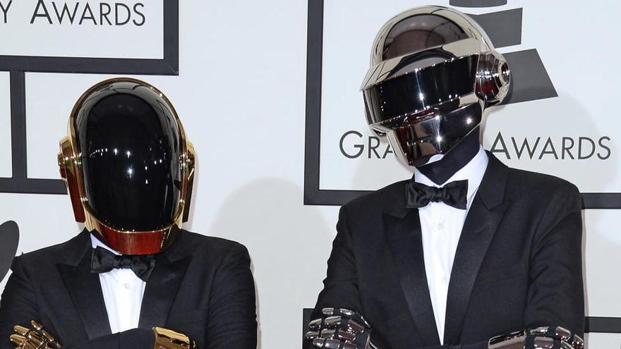 Daft Punk se separa després d'una exitosa carrera musical de 28 anys