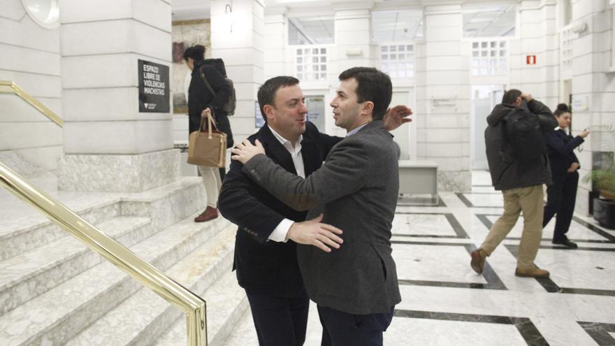 Tregua en el PSdeG: Formoso liderá la lista única de A Coruña al congreso estatal