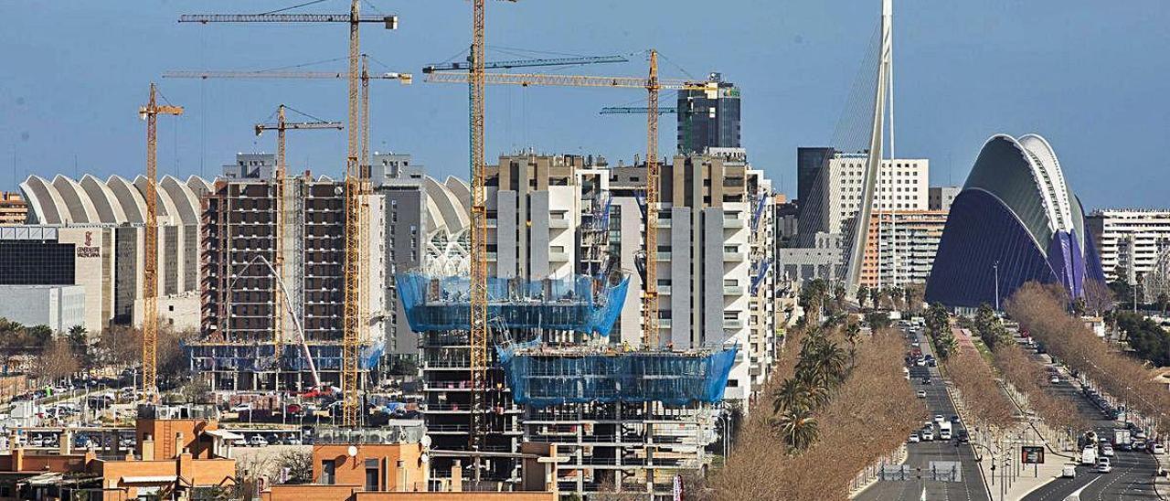 La banca acumula en 3 años 38.562 pleitos por hipotecas abusivas en la C. Valenciana