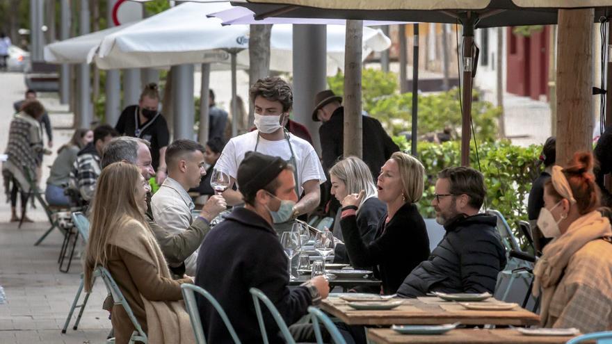 Toque de queda y desescalada en bares y restaurantes: estas son todas las medidas vigentes en Mallorca tras el estado de alarma