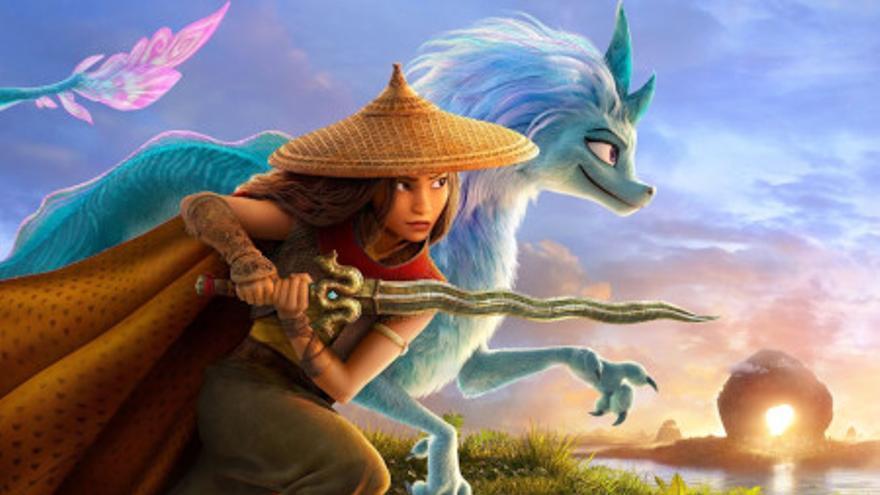Autocine: 'Raya y el último dragón'