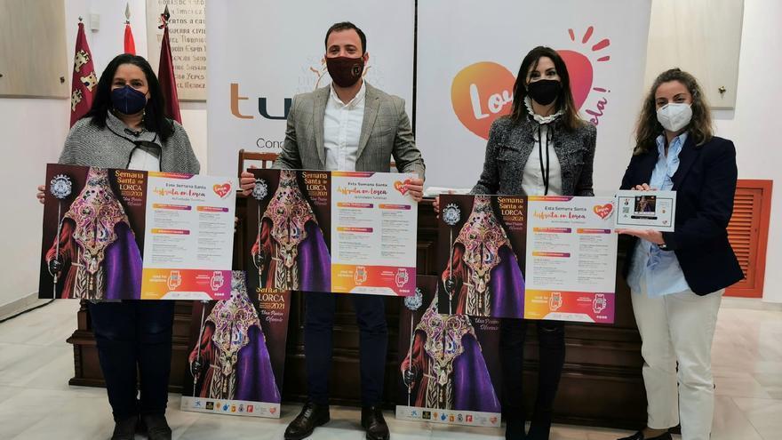 Lorca estrena un programa de actividades turísticas para Semana Santa