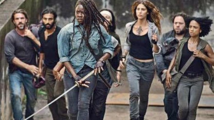 La sèrie «The Walking Dead» podria deixar de rodar-se a l'estat de Georgia