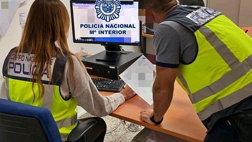 Una riña tumultuaria en Santa María del Mar con 13 detenidos
