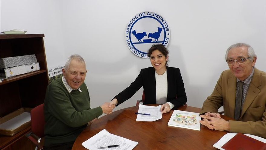 El Banco de Alimentos Medina Azahara y Mercadona planifican sus colaboraciones para 2020