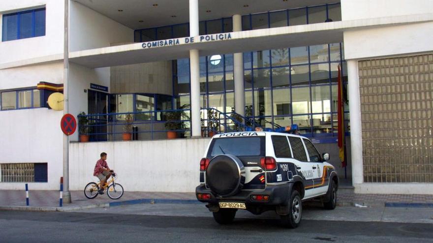Detenido en Marbella por robar tarjetas bancarias a personas mayores para extraer el dinero
