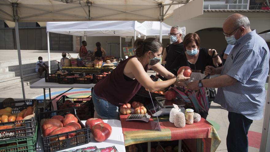La Festa del Tomàquet constata l'interès creixent per l'agroalimentació de proximitat