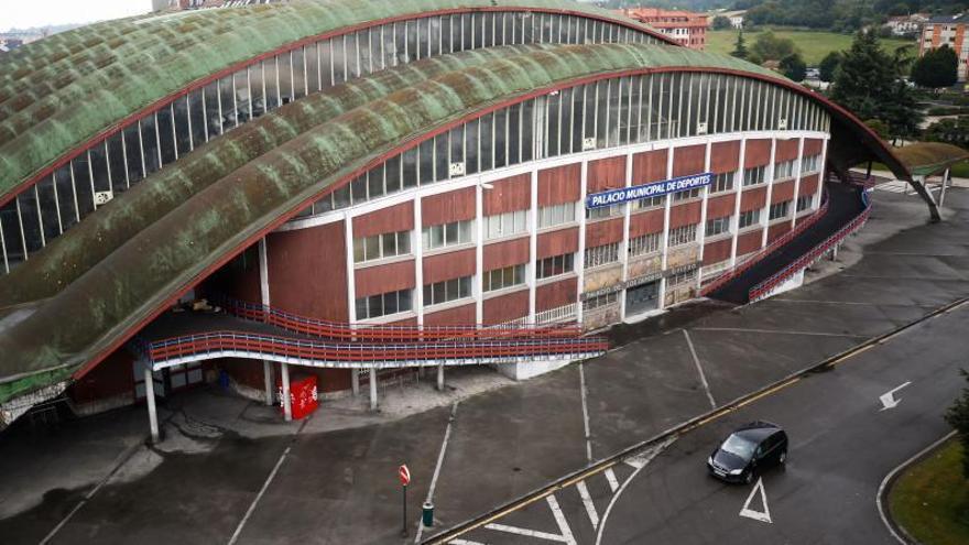 Desbloqueada la reforma del Palacio de los Deportes de Oviedo, que prevé estar listo en 2023