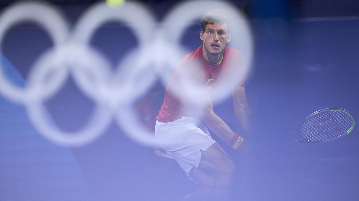 Carreño va a por el bronce ante Djokovic.