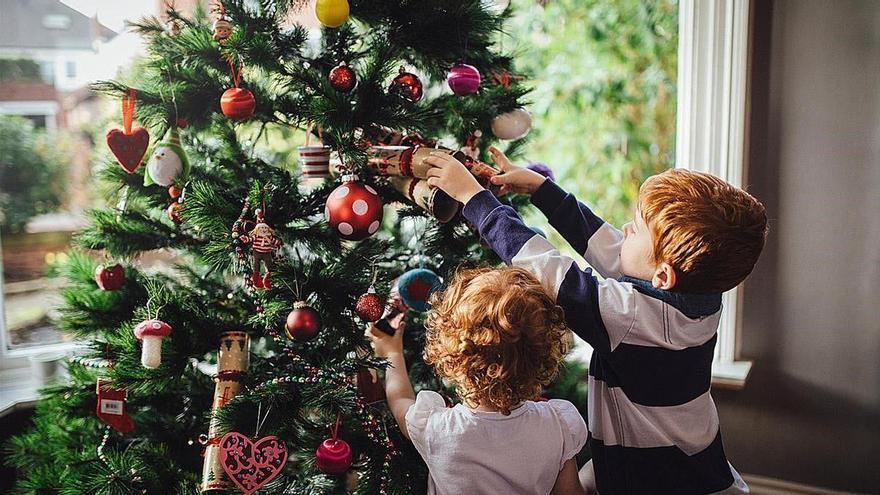 Diez ideas para decorar el árbol de Navidad