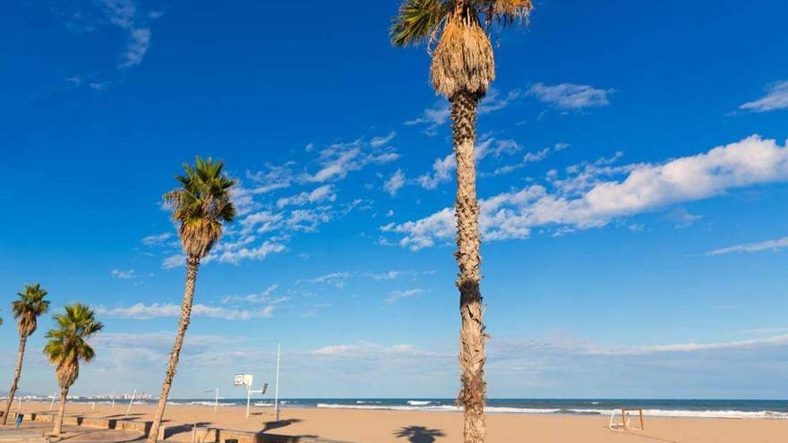 Malvarrosa, magnífica inversión en la playa urbana de Valencia