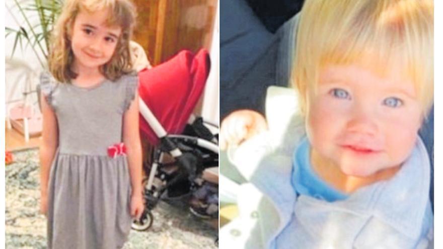 Personajes famosos aprovechan su popularidad para difundir la desaparición de las niñas Anna y Olivia