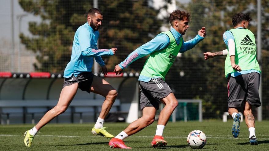 Zidane convoca al mallorquín Pablo Ramón para el partido del Real Madrid