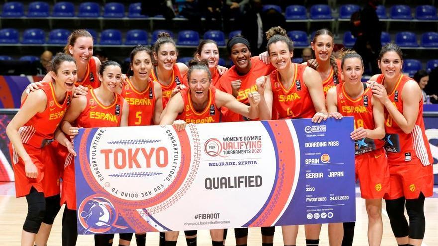 17 jugadoras vendrán con la selección española femenina a Córdoba